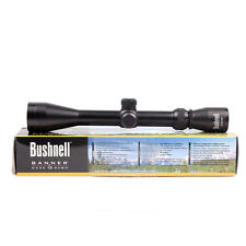 3-9 X40 Bushnell Hunting Riflescope Mil-dot Reticle Tactical Optics Scope  Mount