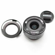 Samsung NX 16-50mm F 3.5-5.6 Power Zoom ED OIS i-Function Black Lens: White Box