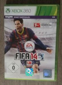 Konsolenspiel XBOX 360 Fifa 14