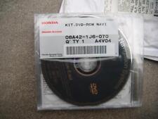 GENUINE honda 2014-15 sat nav E/W europe cd voice recognition models 08a421j6070