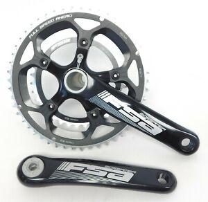 FSA Gossamer Compact Road Bike Double Crankset 172.5mm 50-34t 10-11s + BB30