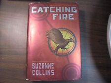 Catching Fire by Suzanne Collins First Edition Septemebr  2009