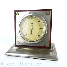 BBC THERMO Thermometer Broadcast Office Radio Sender London England 1930-1940