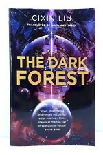 1st print The Dark Forest by Cixin Liu trans Joel Martinsen like new paperback
