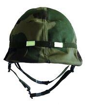 Set US Helm M1 mit Innenhelm+ Bezug + Cat Eye 1.Wahl gebraucht Einsatzhelm