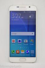 Samsung Galaxy S6 SM-G920A 32GB White UNLOCKED AT&T TMOBILE METRO PCS CRICKET