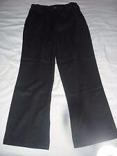 Debenhams boys black school trousers uniform 11 years