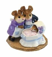 Wee Forest Folk The Wee Family Special COLOR Edition M-259 Made 2000 to 2005