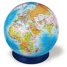 Ravensburger 540 Pieces Puzzleball 3D Jigsaw Puzzle Globe World Map
