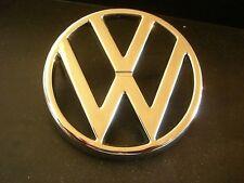 ORIG VW cromo calandra emblema: polo derby 1 861853605 plana parrilla 861 nos