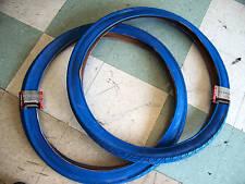 "26"" City Slick Cruiser tire bike 26 x 2.125 All Blue"