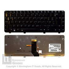 HP Pavilion DV3-2000 Negro Brillante teclado portátil GB Retroiluminación