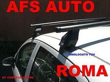 BARRE PORTATUTTO AFS FIAT GRANDE PUNTO 5 PORTE MADE IN ITALY OMOLOGATO TUV-GS