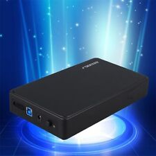 USB SEATRY External 2.5''/3.5'' SATA Hard Drive Enclosure SSD HDD Disk C ES
