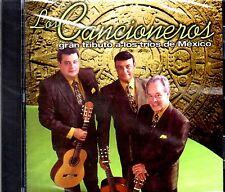 TRIO LOS CANCIONEROS -TRIBUTO LOS TRIOS DE  MEXICO-CD