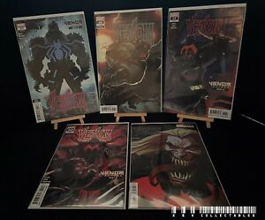 Marvel Venom Issues 27-31 (2020) Bagged & Boarded
