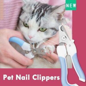 Professional Pet Nail Clippers Dog Cat Stainless Steel