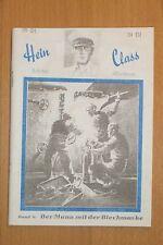 HEIN CLASS Nr. 8 - TOP ZUSTAND - VORKRIEG