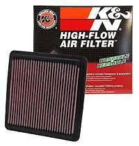 K&N High Flow AIR FILTER FOR Subaru Forester 2.0L D (2010-on) Turbo Diesel.
