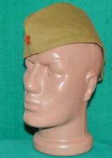 Soviet Russian Army Skullcap Field Uniform CAP w/t Badge