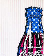 """TILT """"coke"""" sérigraphie signée-num/22 - c215/dran/aérosol/ludo/blek le rat/cope2"""