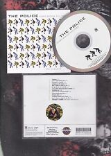 CD The POLICE Every Breath You Take Classics Greatest Hits/Best Of BMG Sting