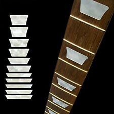 Fretboard Markers Inlay Sticker Decals for Guitar & Bass - Dish Trapezoid