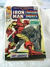 Tales Of Suspense # 95 1967 Marvel Comics Fn Iron Man/Capt America