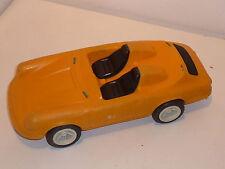 vintage VOITURE 1:14 ms TOY ancien PORSCHE TARGA 911S 911-S car GERMANY orange