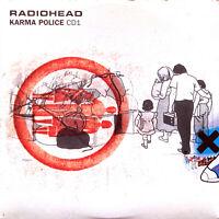 Radiohead CD Single Karma Police - Vol.1 - UK (EX+/EX)