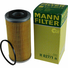 Original MANN-FILTER Ölfilter H 827/1 n Oil Filter