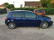Volkswagen Golf GT Tdi, 170bhp DAMAGED