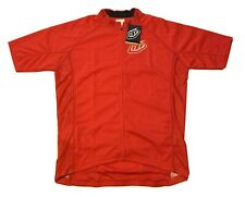 Troy Lee Designs Ace Jersey Men's Red Size: XL 316003405 Cyclist Collection