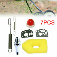 Lawn Mower Service Kit Suitable Classic Sprint Engines Set For Briggs & Stratton