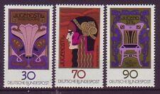 Briefmarken aus der BRD (1970-1979) mit Kunst-Motiv