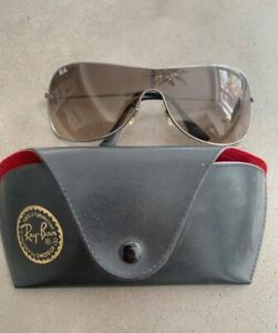 TOP!!! Ray Ban Sonnenbrille RB 3211 004/13 Large Pilotenbrille inkl. Orig.etui