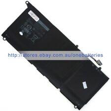 New JD25G 0N7T6 0DRRP 90V7W RWT1R 5K9CP battery for DELL XPS 13-9343 XPS 13-9350