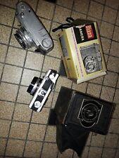 Lot d'appareils photo Ricoh Diana Steinheil Adox