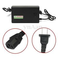 Output 48V 14AH Lead Acid Battery Charger For Electric Bicycle Bike Scooters