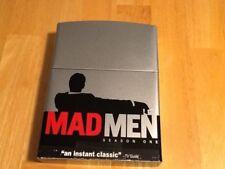Mad Men Season 1 Special Zippo Lighter Case Edition Set