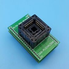 PLCC44 TO DIP44 Pitch 1.27mm Chip Programmer Adapter IC Test Socket