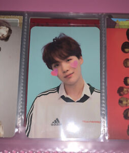BTS Suga Photocard [LOVE YOURSELF Version F]
