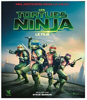 Les Tortues Ninja - Le Film // DVD NEUF