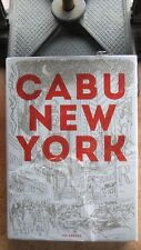HUMOUR - CARICATURE - DESSIN / CABU : NEW YORK - NEUF - EMBALLE !
