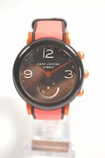 MARC JACOBS MJT1008  RILEY WATERMELON SILICONE HYBRID WATCH