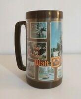 Rare Vintage Disney World Thermal Thermo-Serve Cup Beaker Tankard Theme Park