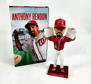 Anthony Rendon Washington Nationals Bobblehead 2019 SGA BDA Sports NEW In Box