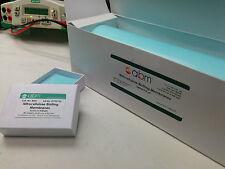 30pk Nitrocellulose Membrane Precut 6cm x 8.5cm, 0.22micron