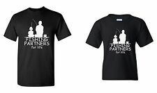 Fishing Partners Shirts Father And Son Daughter Matching SET Tee Fathers Day