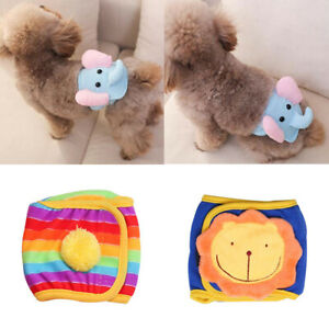 S-XXL Male Dog Puppy Nappy Diapers Belly Wrap Band Sanitary Physiological Pant